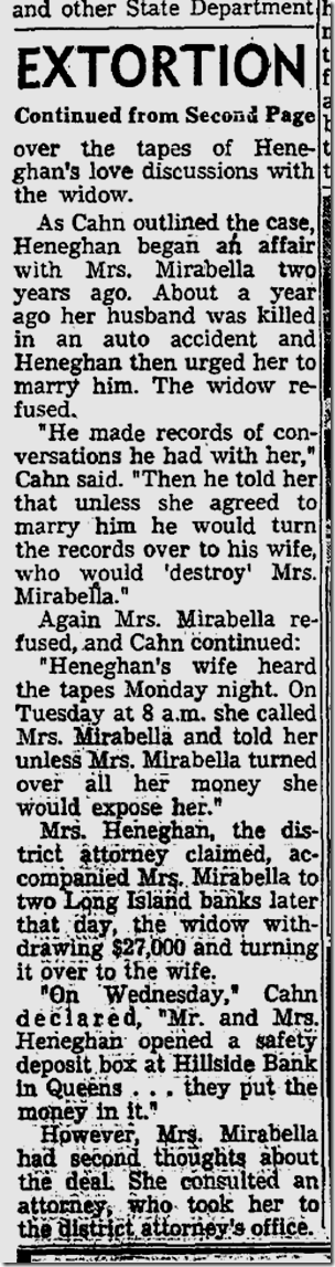Sept. 27, 1953, Blackmail