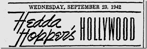 Sept. 23, 1942, Bacon Engagement