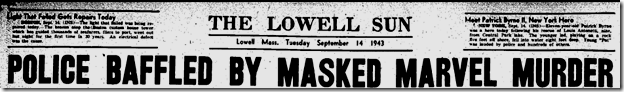 Sept. 14, 1943, Lowell Sun