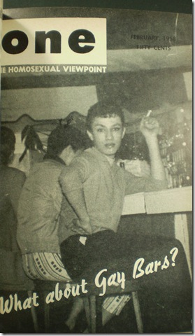 One Magazine, 1958