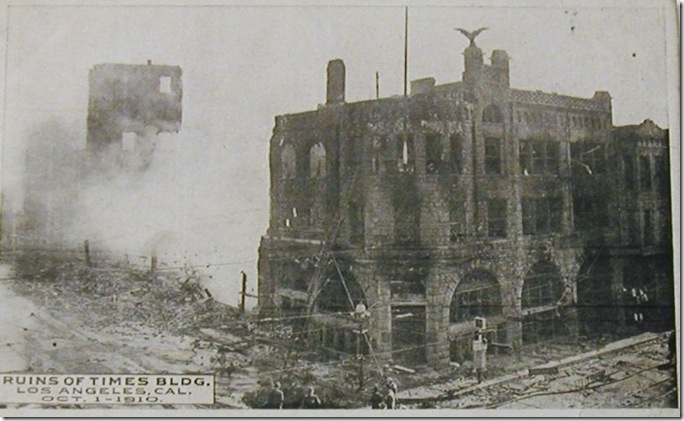 1910 Times Bombing