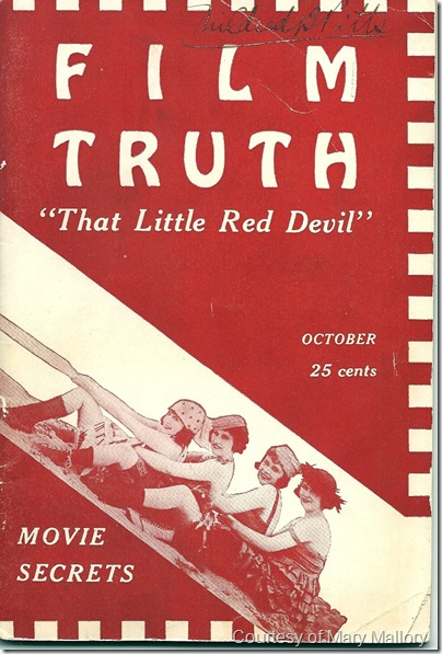 Film Truth Cover