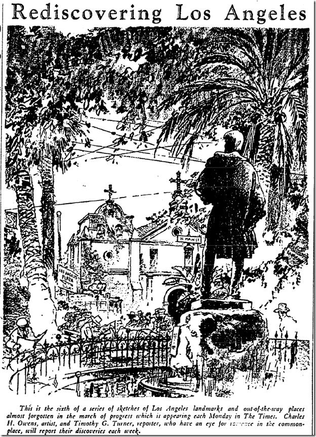Dec. 9, 1935, Rediscovering Los Angeles