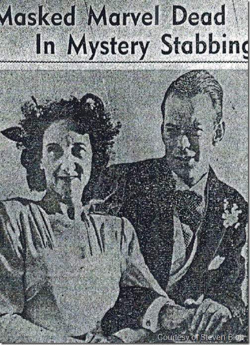 Greta Keller and David G.G. Bacon