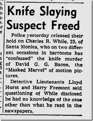 Oct. 16, 1943, David Bacon Case
