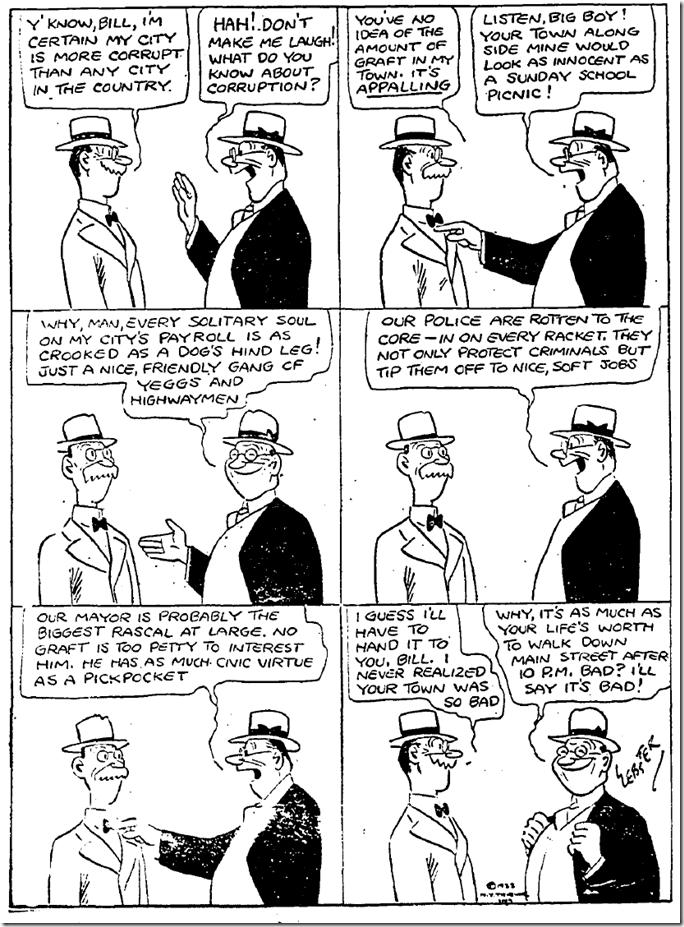 Nov. 8, 1933, Comics