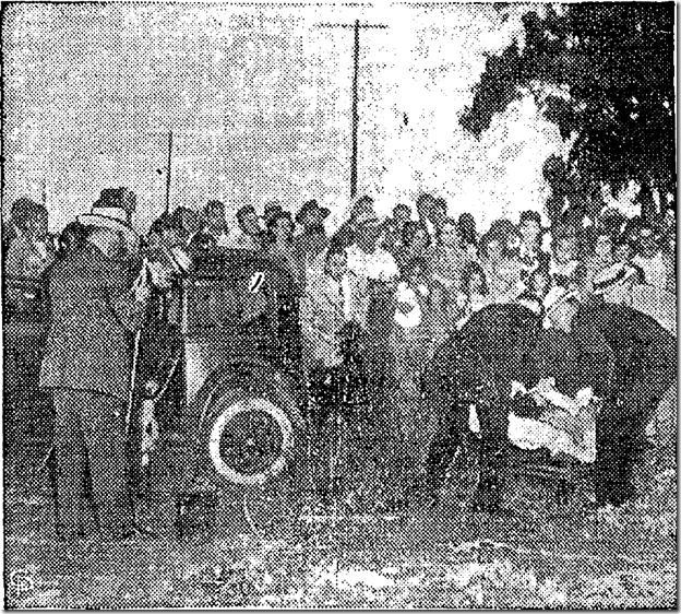 Sept. 15, 1943, Bacon Crime Scene