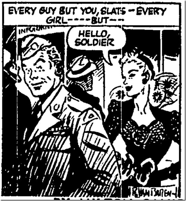 Oct. 25, 2943, Comics