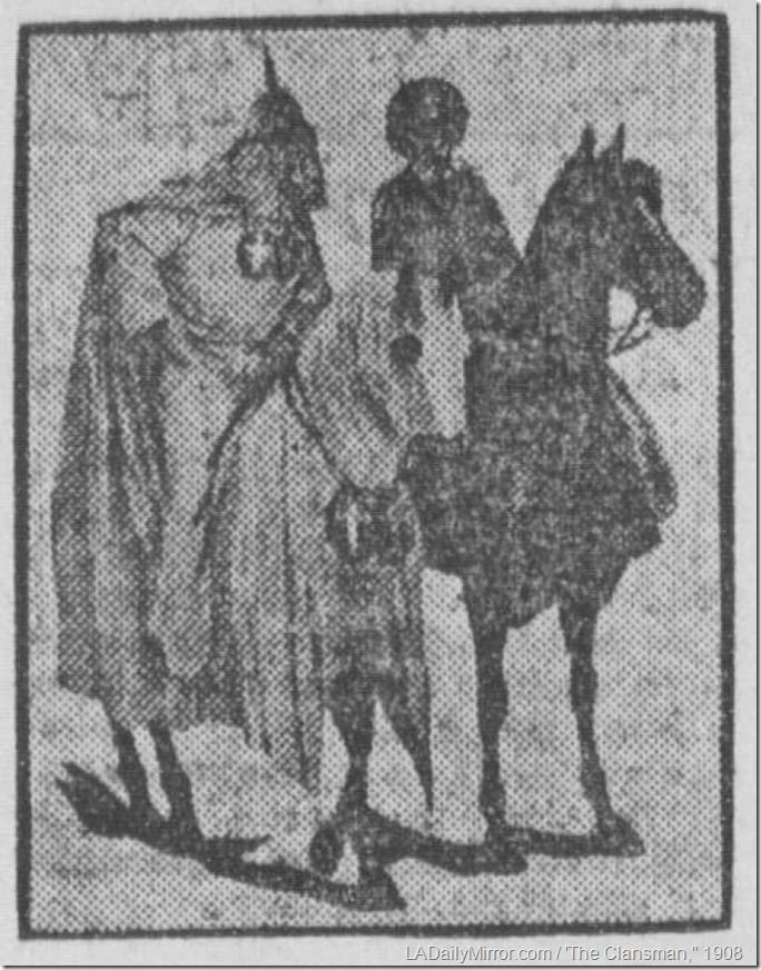 1908, The Clansman