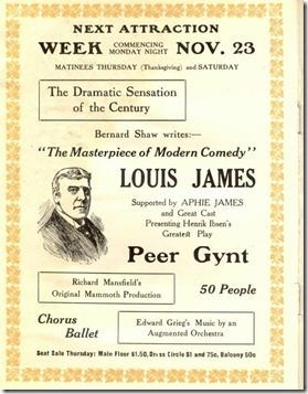Mason Opera Ad, 1908