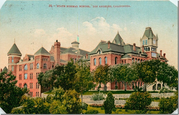 State Normal School, 1911