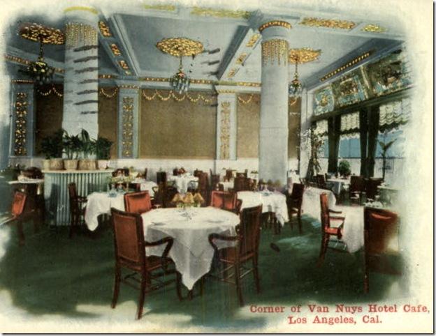 Van Nuys Hotel Cafe