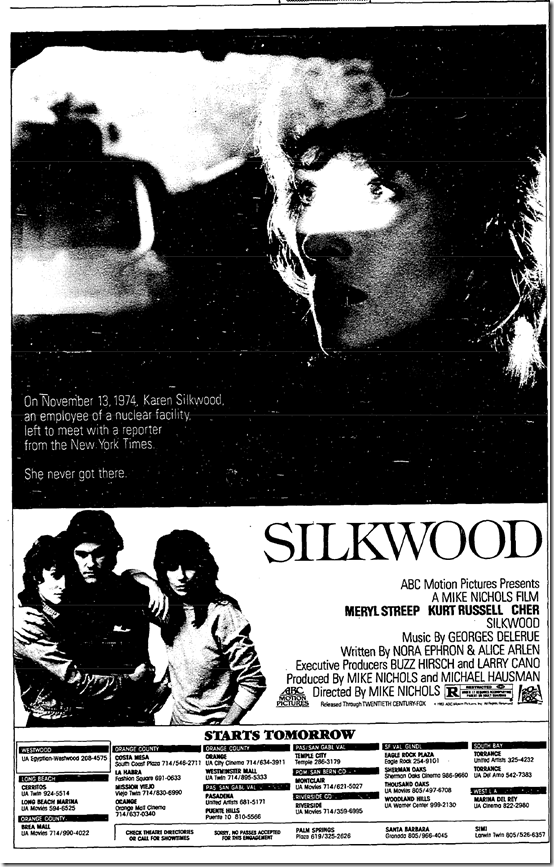 Dec. 13, 1983, Silkwood