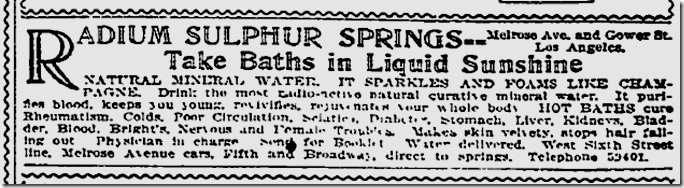 Dec. 25, 1913, Radium Solphur Springs