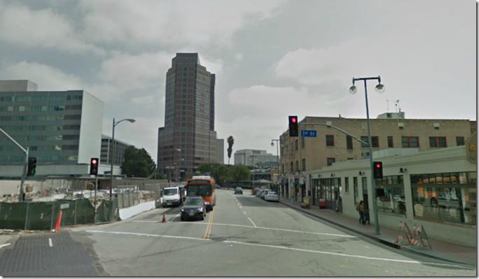 San Pedro and 1st, Los Angeles, CA