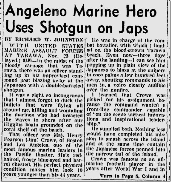 Nov. 28, 1943, Tarawa