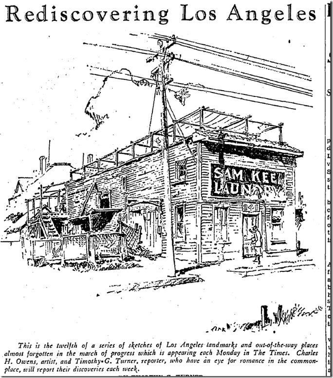 Jan. 20, 1936, Rediscovering Los Angeles