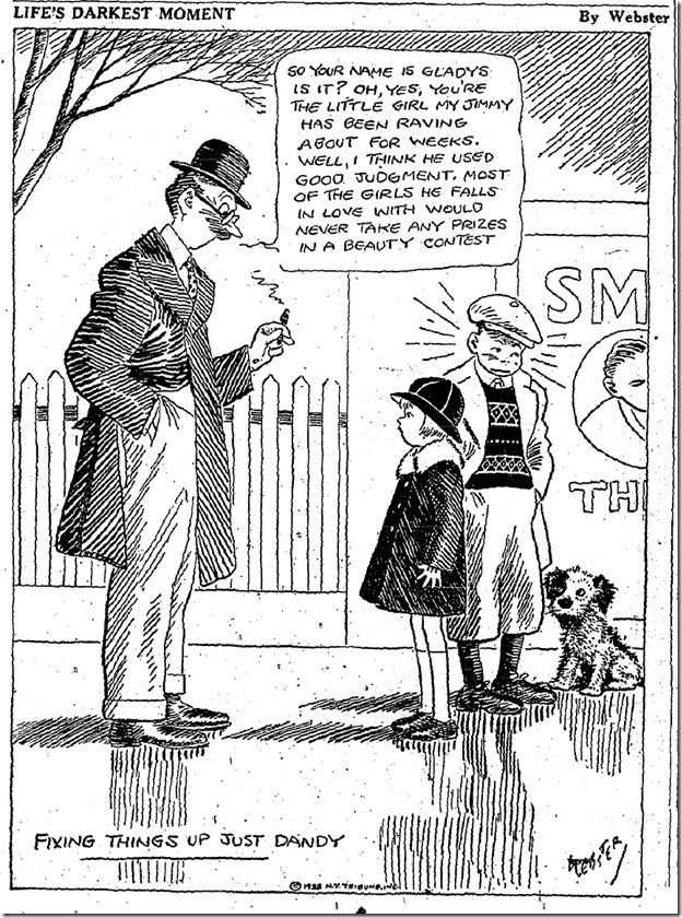 Dec. 5, 1933, Comics