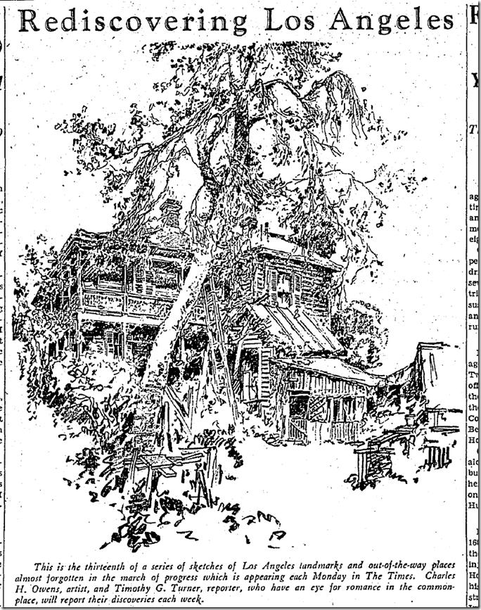 Jan. 27, 1936, Rediscovering Los Angeles