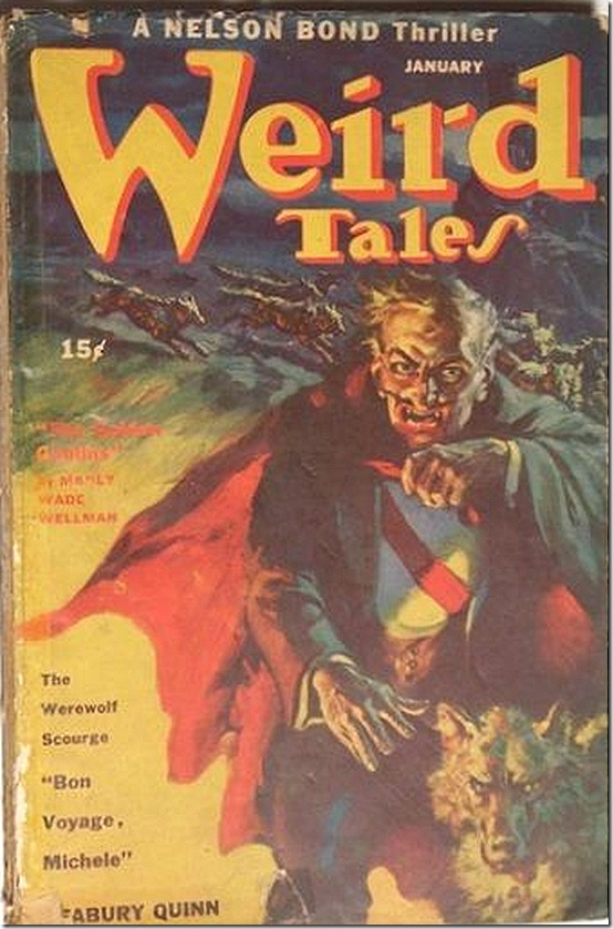 January 1944, Weird Tales