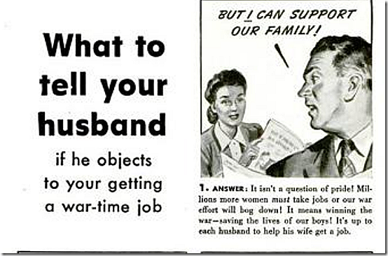 Feb. 14, 1944, What to Tell Your Husband