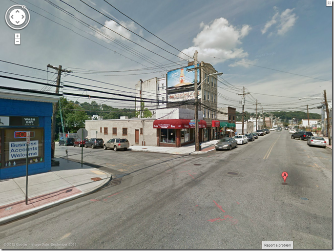 Saw Mill River Road and Worth Street, Yonkers, N.Y.