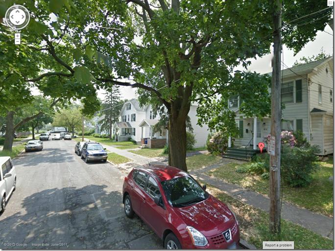 Lancaster Street, Albany, N.Y.