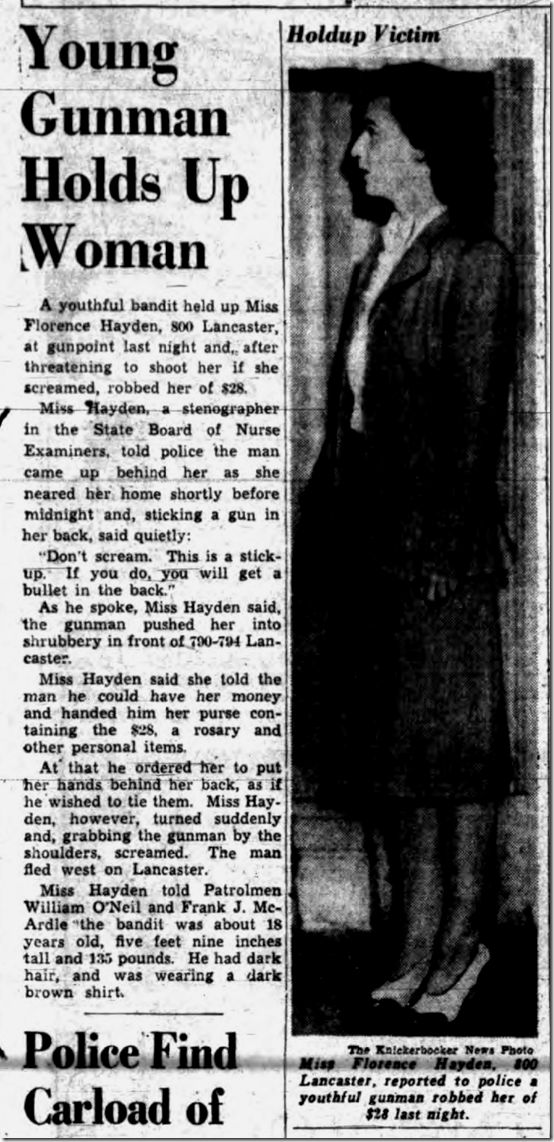 Knickerbocker News, Aug. 23, 1946