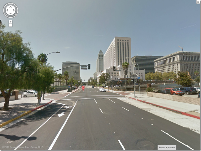 Main and Arcadia, Los Angeles