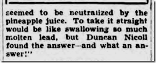 New York Sun, April 23, 1934