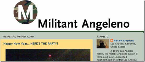 Militant Angeleno