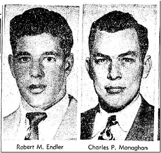 Feb. 1, 1964, Endler and Monaghan