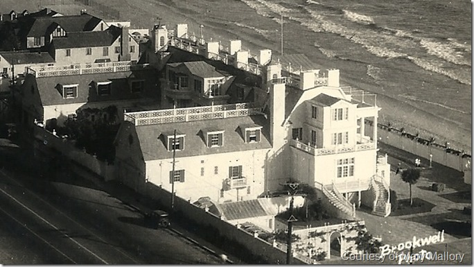 Davies House from PCH