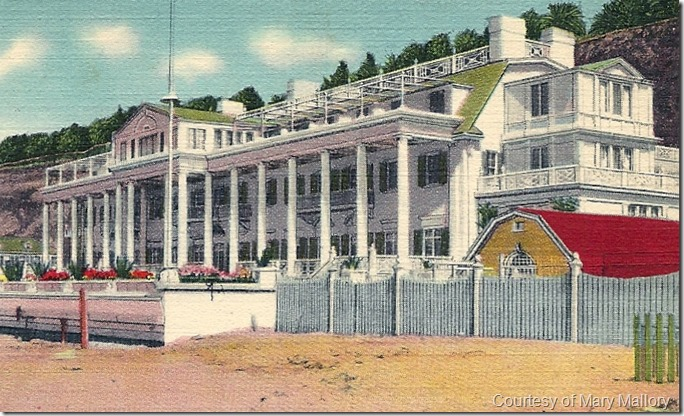 Marion Davies Beach House
