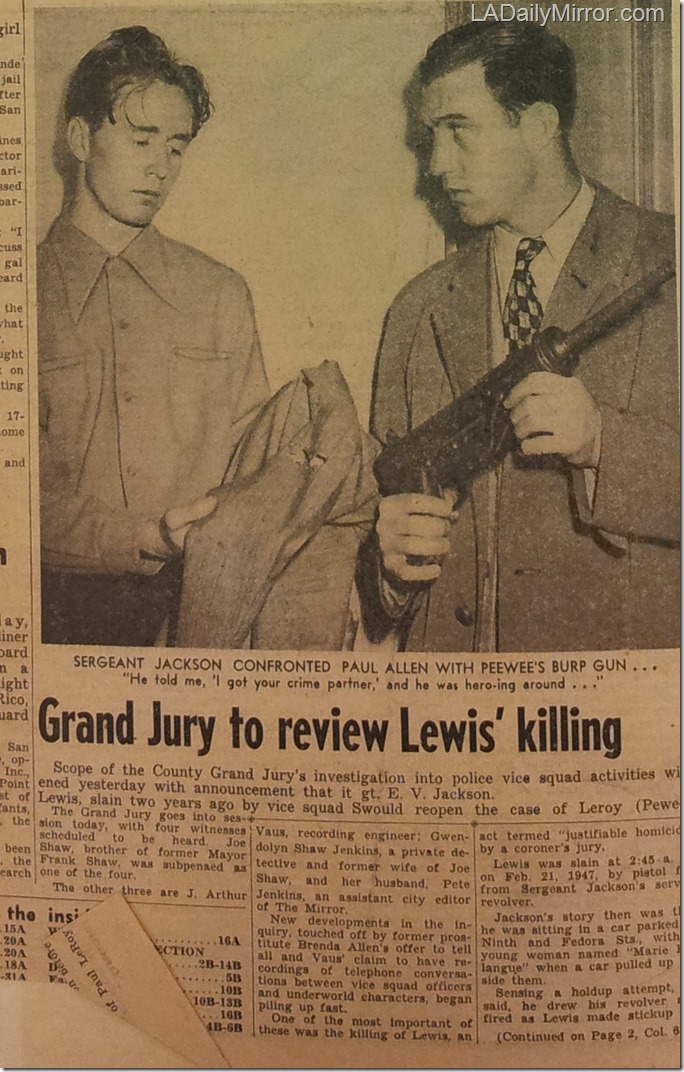 June 7, 1949, Daily News