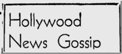 March 25, 1944, Louella Parsons