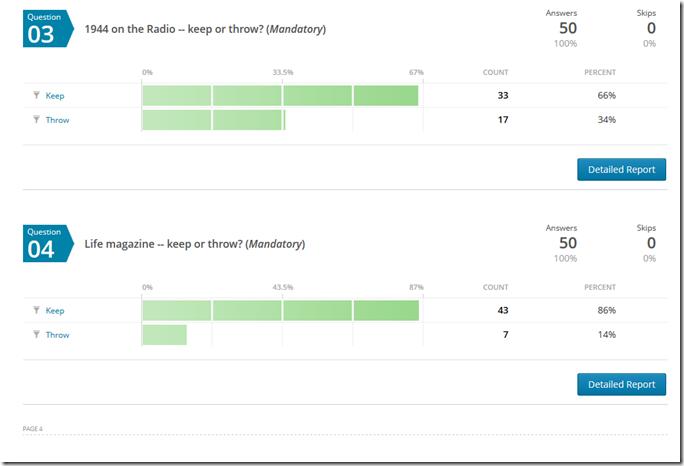 March 2014 Reader Survey