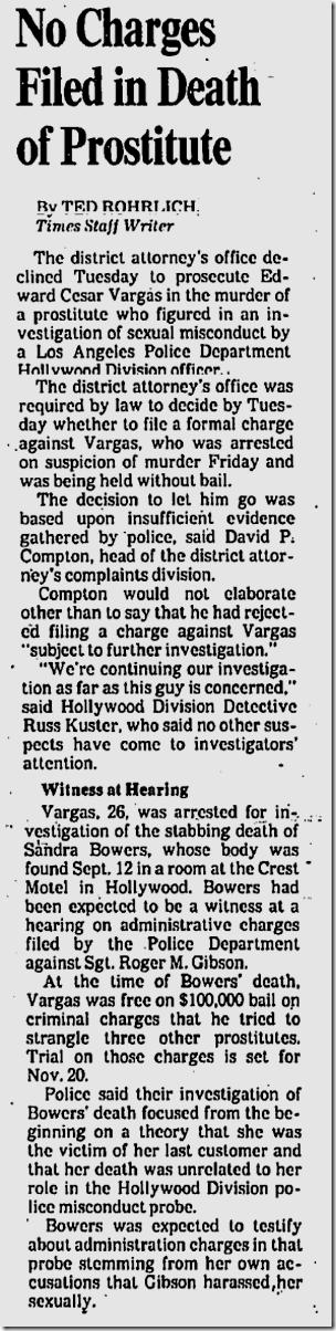 Sept. 22, 1982, Sandra Bowers