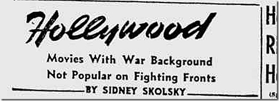 April 16, 1944, Skolsky