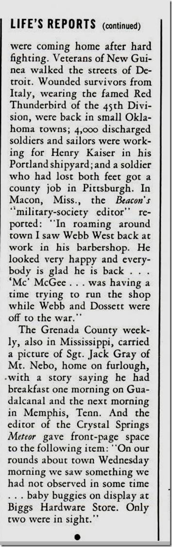 May22, 1944, Life Magazine