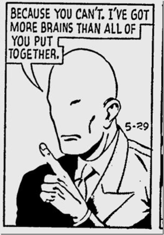 May 29, 1944, Comics