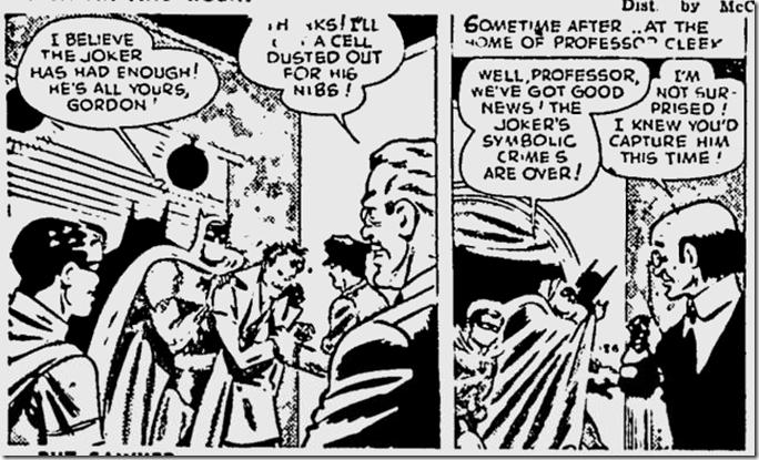 June 3, 1944, Comics