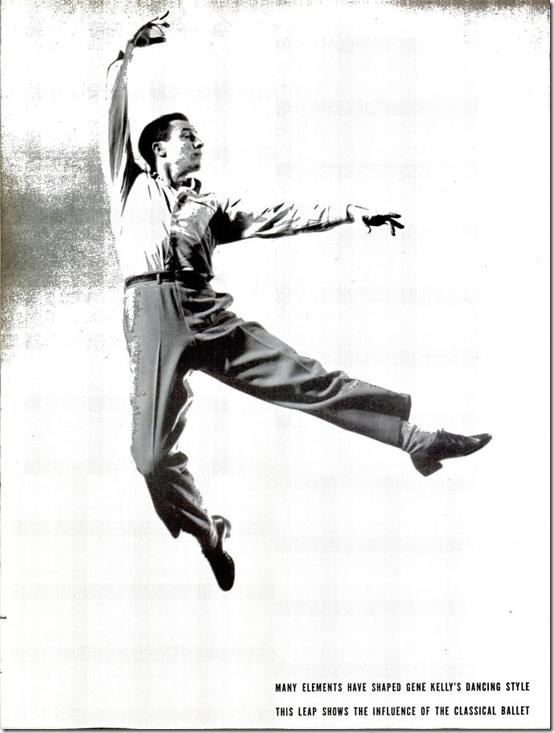 May 29, 1944, Gene Kelly