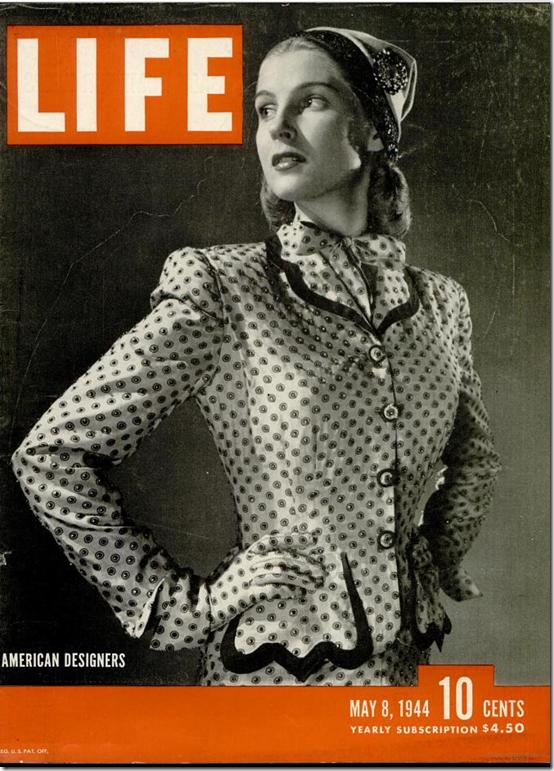 May 8, 1944, Life Magainze
