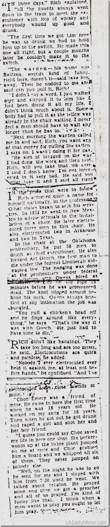 Feb. 27, 1948, Rich Owens