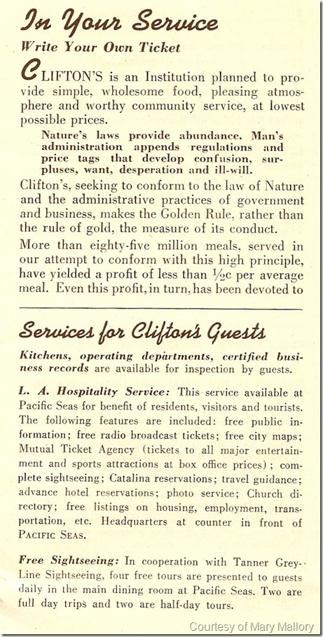 Clifton's booklet interior.jpb