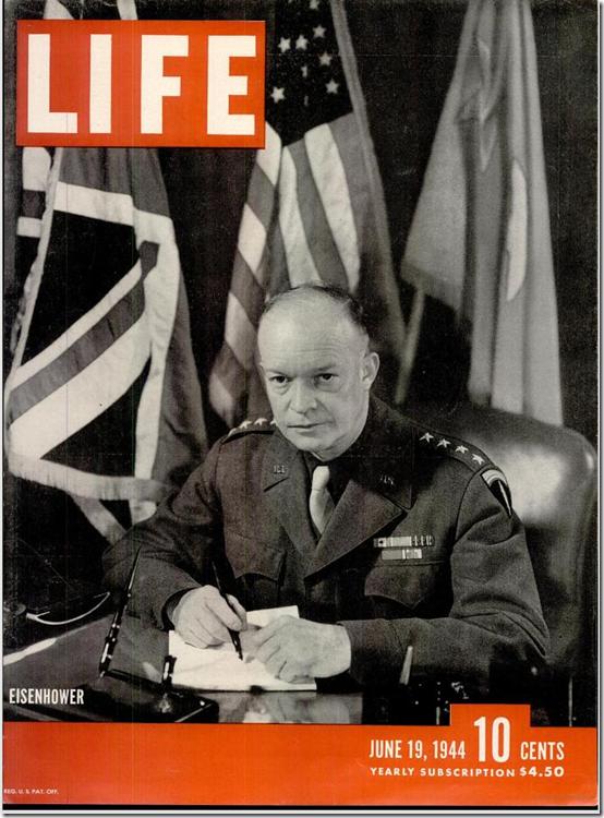 June 12, 1944, Life Magazine