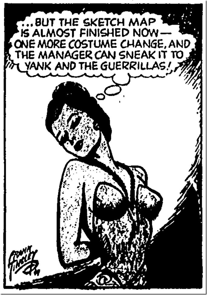 July 2, 1944, Comics