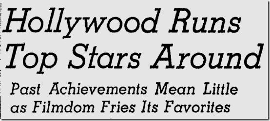 July 2, 1944, Hedda Hopper