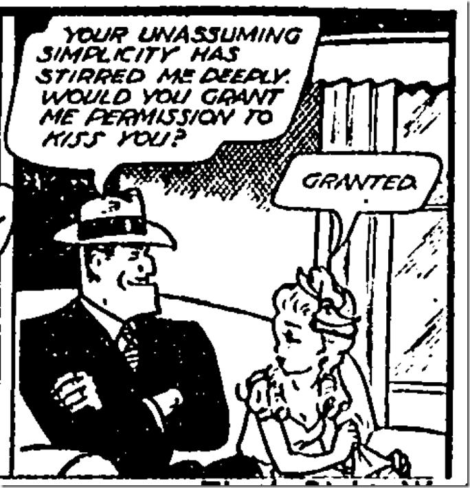 July 3, 1944, Comics